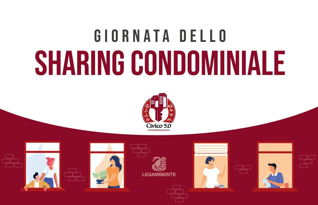 ARRIVA LA GIORNATA DELLO SHARING CONDOMINIALE