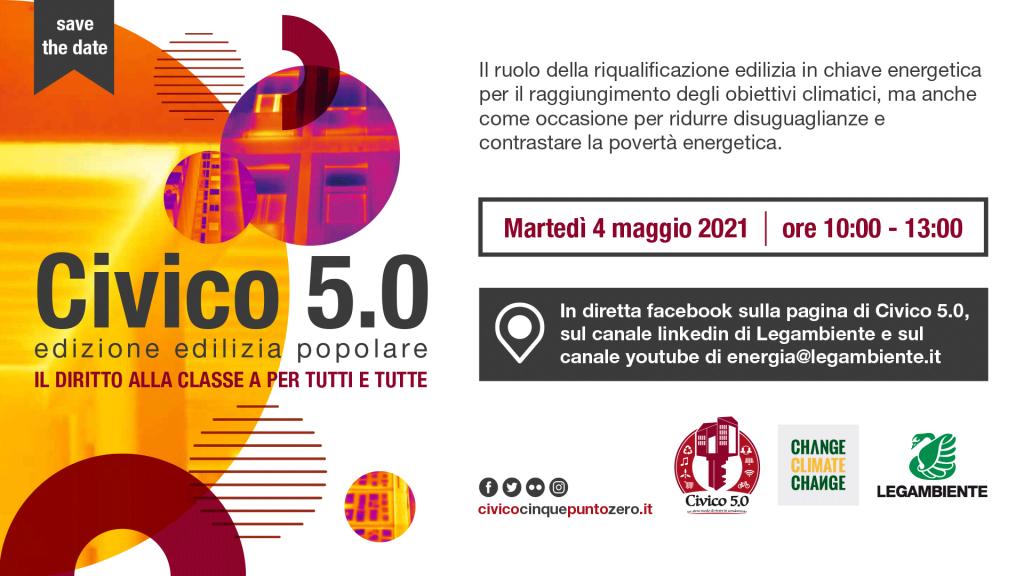 Civico 5.0, edizione Edilizia Popolare